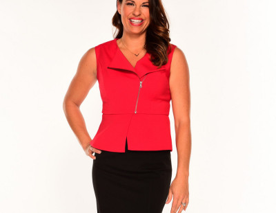 Los Angeles, CA - January 21, 2016 - LAPC: Portrait of Jessica Mendoza (Photo by Kohjiro Kinno / ESPN Images)