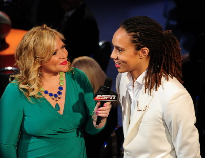 WNBA Draft - April 15, 2013