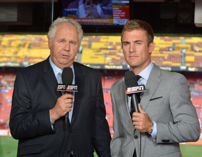 Ian Darke and Taylor Twellman - Brazil vs United States - May 30, 2012