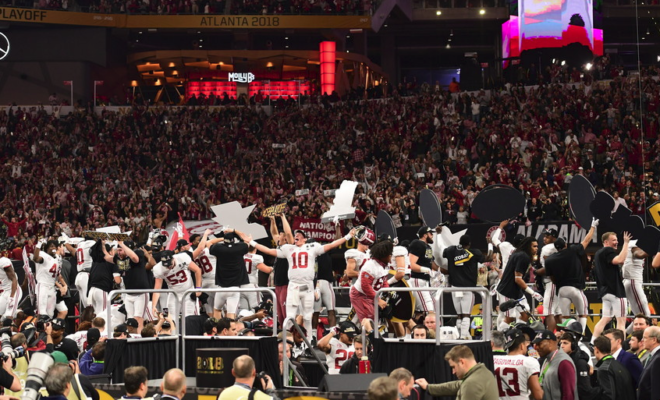 Nielsen's 'Out-of-Home' And Complete Streaming Audience Reporting Results In Even More Impressive College Football Playoff Viewership For ESPN