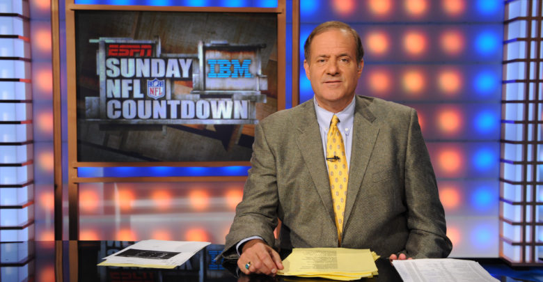 Chris Berman Signs Multi-Year ESPN Extension - ESPN Press Room U.S.