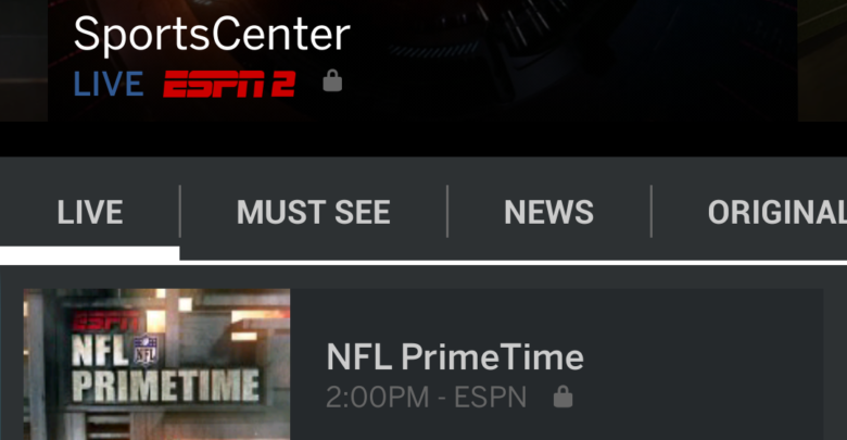 New WatchESPN App for Android Devices Now Available Free to