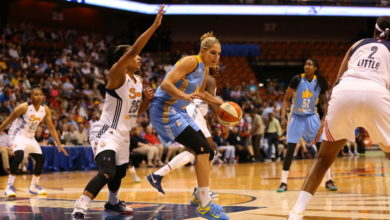 Photo of WNBA
