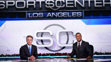 Photo of SportsCenter Anchors Neil Everett, Stan Verrett Reach New Agreements to Remain with ESPN