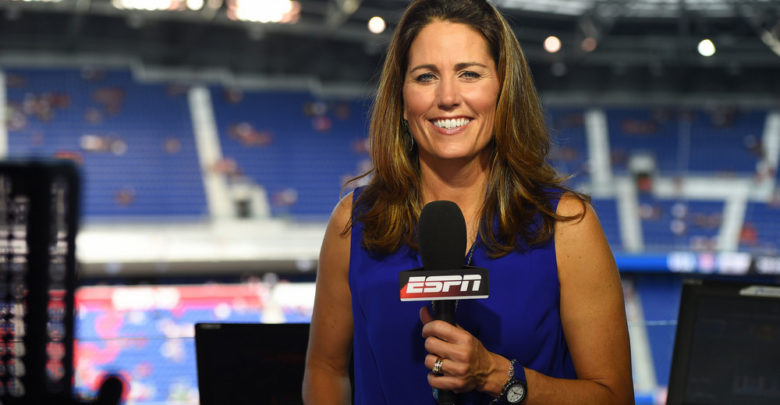 ESPN Signs Julie Foudy to New Multiyear Extension as Leading