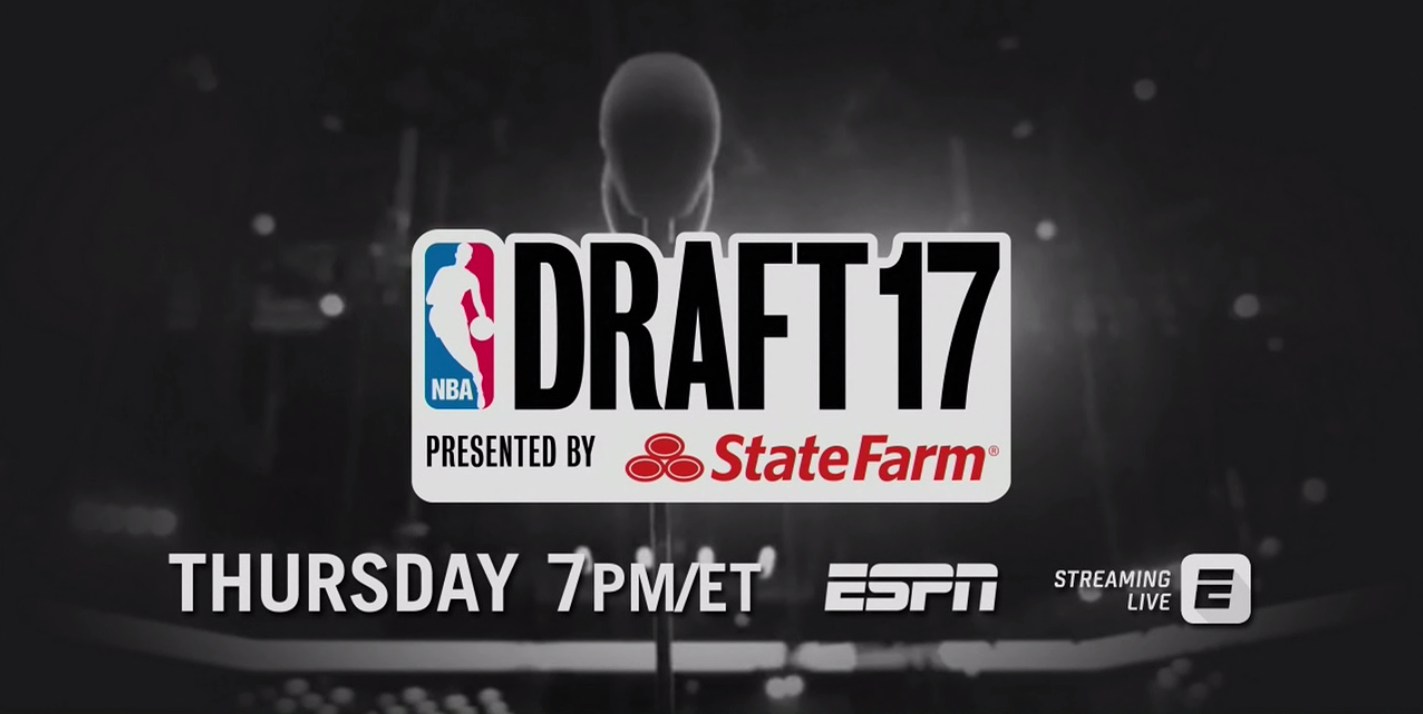 exclusive presentation of the 2017 nba draft on espn