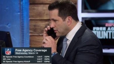 Photo of ESPN Plans Afternoon Block of NFL Free Agency Coverage on Wednesday