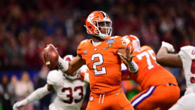 Photo of ESPN to Televise Alabama, Clemson and Georgia's Spring Games; 18 Games Available across ESPN Networks