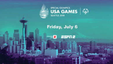 Photo of 2018 Special Olympics USA Games Seattle on ESPN2: July 6