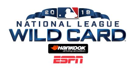 Image result for nl wild card game 2018