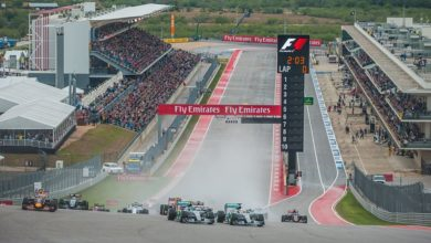 Photo of F1 Comes to America: United States Grand Prix Live on ABC Sunday