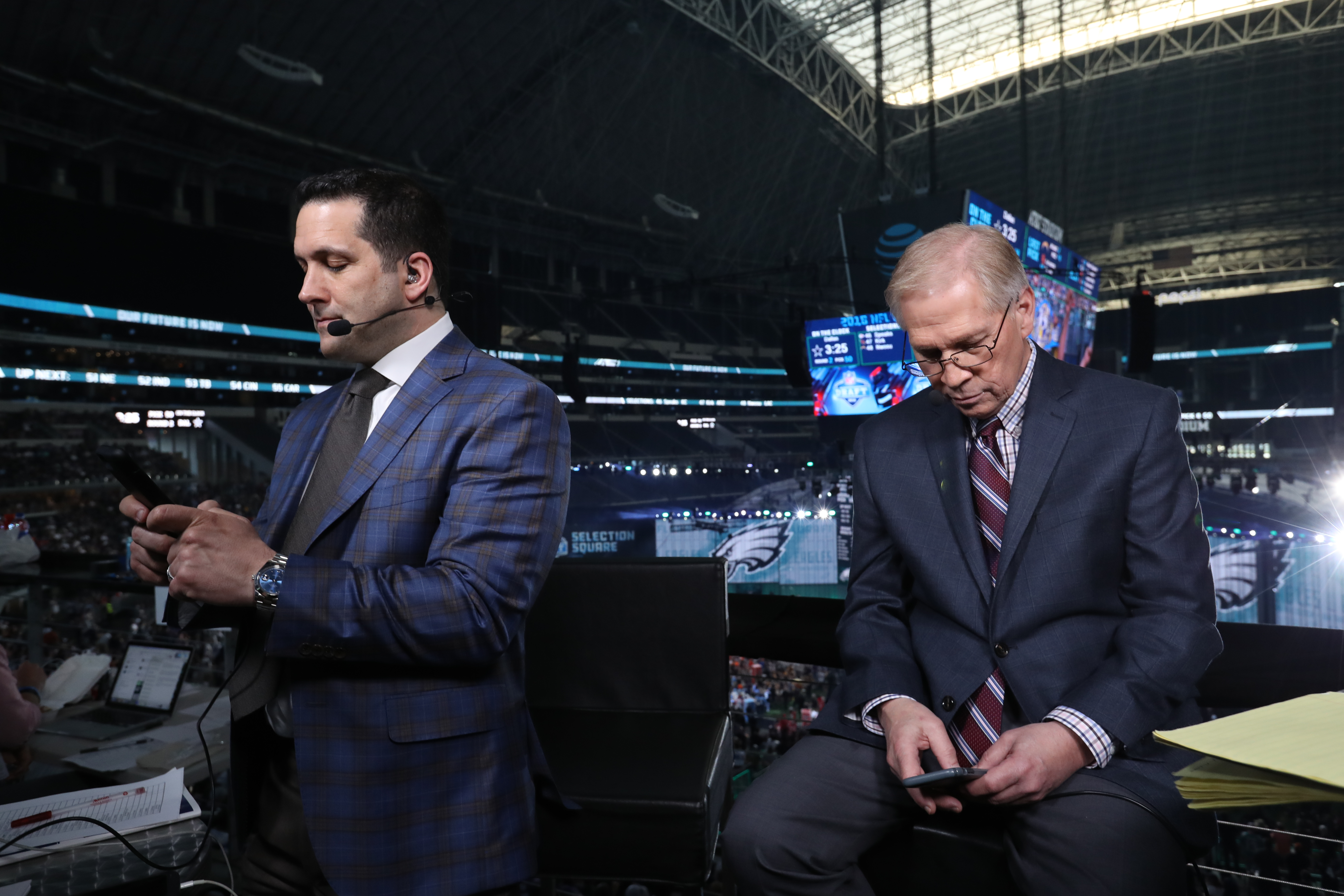 ESPN Ramps up Programming Hours for NFL Free Agency - ESPN