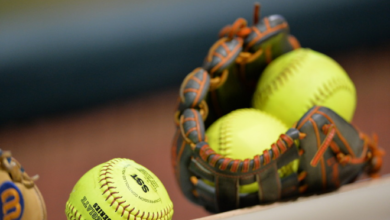 Photo of College Softball
