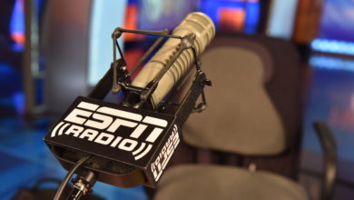 Photo of ESPN Radio Closes Summer Ratings Book Strong with Audience & Time Spent Listening Increases