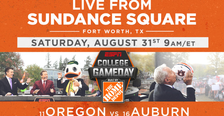 Auburn Legend Bo Jackson to Serve as Guest Picker on College