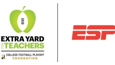 Photo of ESPN and the College Football Playoff Foundation Celebrate  Five Years of the Extra Yard for Teachers Initiative