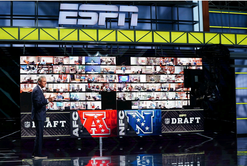 2020 NFL Draft Most Watched Ever; Sets New All-Time Highs ...