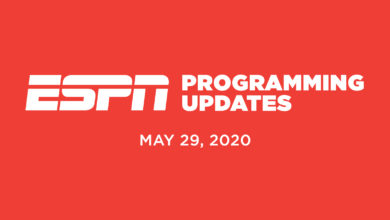 Photo of ESPN and ESPN2 Programming for Friday, May 29