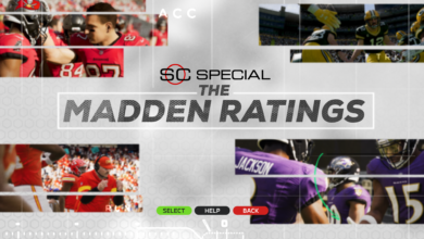 Photo of Patrick Mahomes & Lamar Jackson Help Wrap Up ESPN's Madden Ratings Week on SportsCenter Special Friday, July 17 at 7 p.m. ET