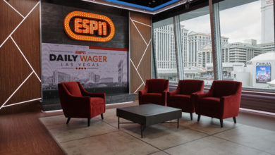 Photo of ESPN and Caesars Entertainment to Debut New State-of-the-Art Studio on Monday, Aug. 24
