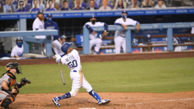 Photo of ESPN to Exclusively Televise Star-Studded Houston Astros at First Place Los Angeles Dodgers Game on September 13 Edition of Sunday Night Baseball