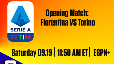 Photo of ESPN+, ESPN Kick Off Exclusive Coverage of New Italian Serie A TIM Season