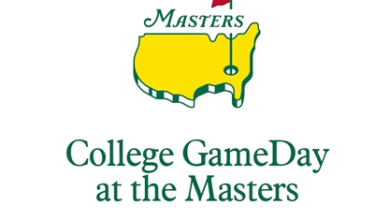 Photo of College GameDay Built by The Home Depot to Originate from the Masters Tournament in Augusta