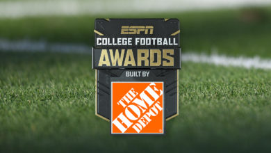 Photo of Finalists Announced for ESPN's 30th Annual The Home Depot College Football Awards