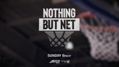 Photo of Nothing But Net,  Bald Men On Campus Return This Week; Additional Studio Programming on ACC Network Throughout Basketball Season