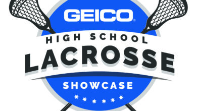 Photo of Second Annual GEICO High School Lacrosse Showcase to Air on ESPNU April 23