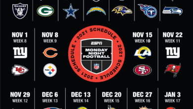 Photo of ESPN's 19-Game NFL Regular Season Slate Decorated with Star Power, Multiple MVPs, Divisional Matchups, and Compelling Storylines