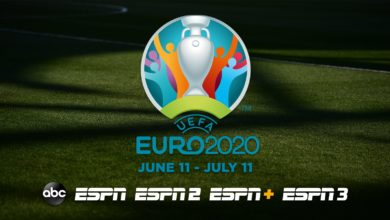 Photo of ESPN Networks and ABC to Present All 51 Matches of UEFA European Football Championship 2020, June 11 – July 11