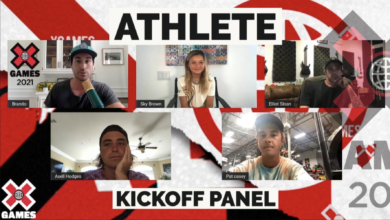 Photo of X Games 2021 Athlete Kickoff Panel Discussion Now Streaming