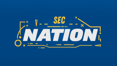 Photo of SEC Nation Kicks Off Eighth Season from Chick-Fil-A College Football Hall of Fame