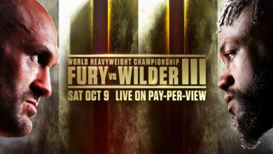 Photo of ESPN, FOX Sports Present Fury vs. Wilder III on Pay-Per-View October 9