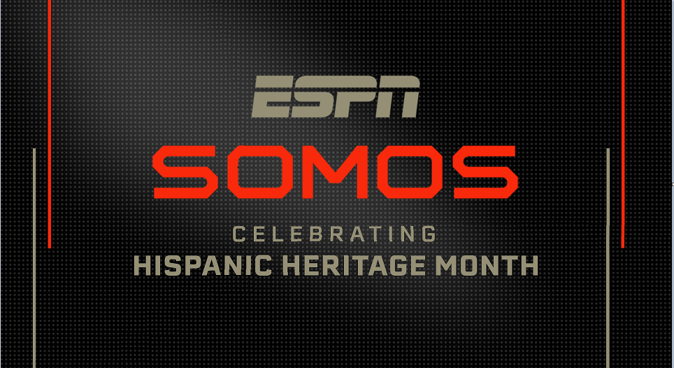 ESPN Commemorates Hispanic Heritage Month with Slate of Special Programming - ESPN Press Room