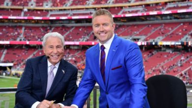 Photo of TRANSCRIPT: ESPN's Kirk Herbstreit Previews College GameDay in East Lansing and Big Ten Showdowns on Statement Saturday