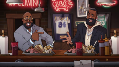 Photo of ESPN Launches New, Weekly Podcast with Marcus Spears & Kendrick Perkins: Swagu & Perk